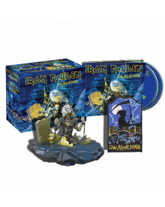 iron maidon live after death collecdtors box