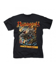 rumahoy time to party shirt