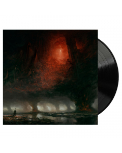 nyktophobia what lasts forever black LP
