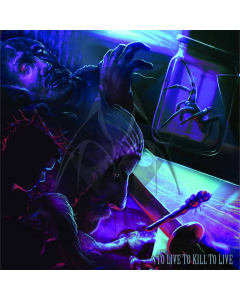 manticora to live to kill to live cd
