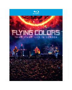 flying colors live in london blue ray