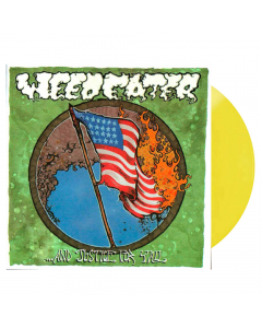weedeater and justice for y all yellow vinyl