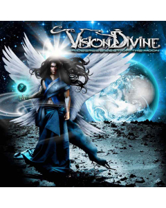 vision divine 9 degrees west of the moon digipak cd