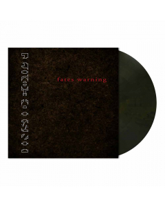 fates warning inside out dark brown marbled vinyl