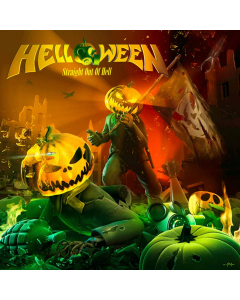 helloween straight out of hell remastered 2020 digipak cd