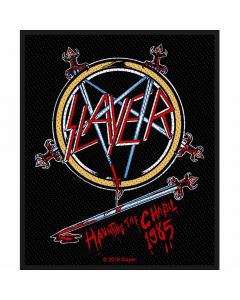 slayer haunting the chapel patch