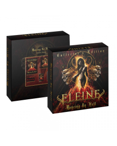 eleine dancing in hell coloured cover box