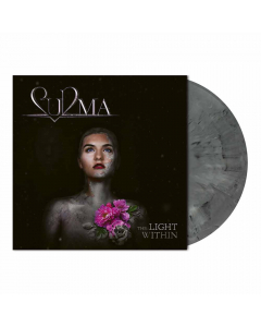 surma the light within grey black marbled vinyl