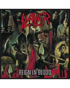 slayer reign in blood patch