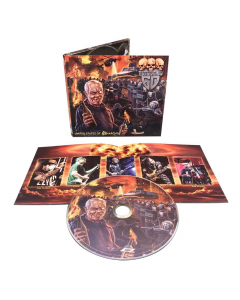 evildead united states of anarchy digipak cd