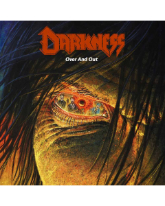 darkness over and out cd