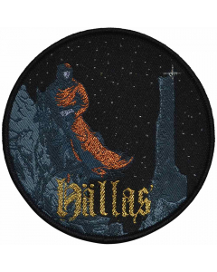hällas rider on a quest patch