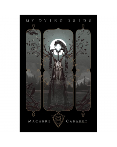 my dying bride macabre cabaret flag