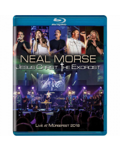 neal morse jesus christ the exporcist live at morsefest 2018 blu ray