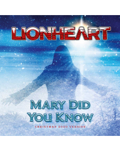 lionheart mary did you know white vinyl