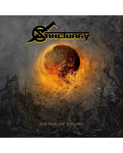 sanctuary the year the sun died cd