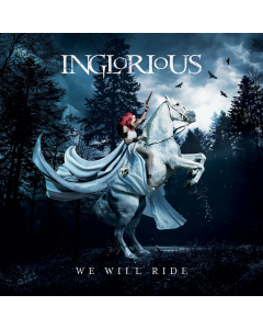 inglorious we will ride cd