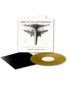 God is an Astronaut ghost tapes #10 gold vinyl