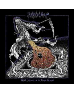 inquisition black mass for a mass grave cd