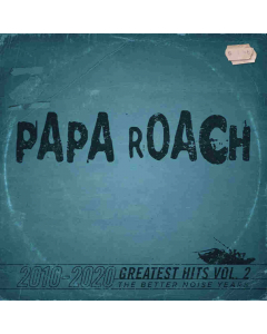 papa roach greatest hits vol 2 the better noise years cd