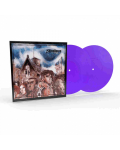 shinedown us and them lilac vinyl