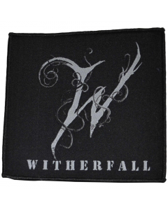 witherfall logo patch