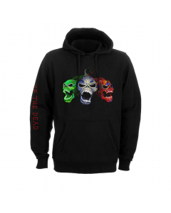 iron maiden nights of the dead hoodie