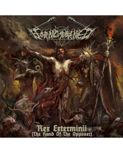 horncrowned rex exterminiii the hand of the opposer cd
