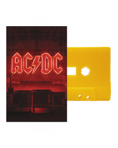 ac dc pwr up yellow tape