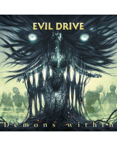 evil drive demons within cd