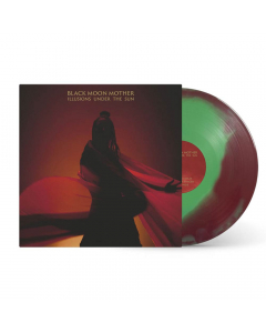 black moon mother illusions under the sun red double mint merge vinyl