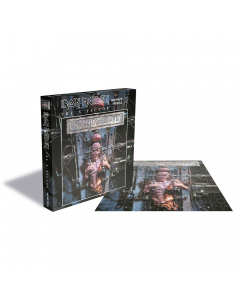 iron maiden the x factor jigsaw puzzle