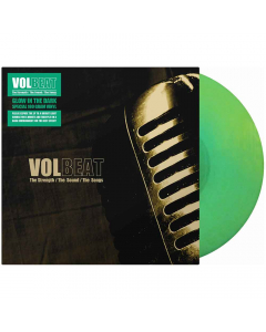 volbeat The Stength / The Sound / The Songs - GLOW IN THE DARK Vinyl