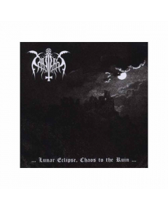 ...Lunar Eclipse, Chaos To The Ruin - CD