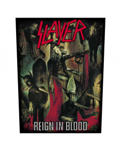 Reign In Blood - Backpatch