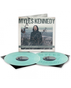 Myles Kennedy - The Ides Of March - TRANSPARENT BOTTLE GREEN 2- Vinyl