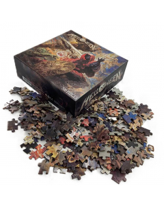 Helloween Cover - Jigsaw Puzzle