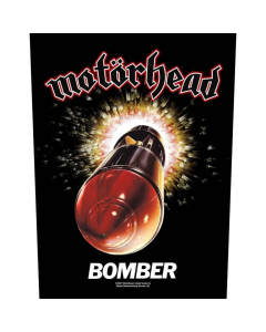 Bomber - Backpatch