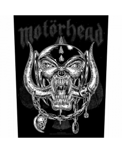 Etched Iron - Backpatch