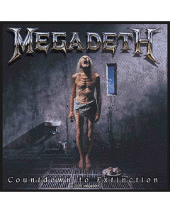 Countdown To Extinction - Patch