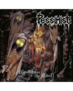Blood For The Gods - CD