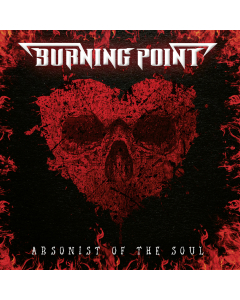 Arsonist Of The Soul - CD
