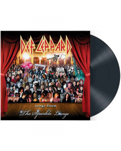 Songs From The Sparkle Lounge - BLACK Vinyl