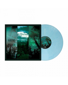 Above The Earth, Below The Sky - SKY BLUE Marbled Vinyl