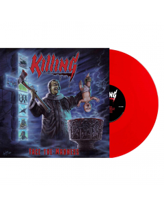 Face The Madness - RED Vinyl