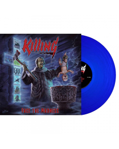 Face The Madness - BLAUES Vinyl