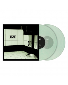 Free - CLEAR GREEN Marbled 2-Vinyl