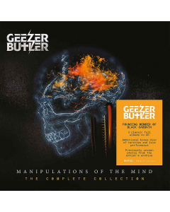 Manipulations Of The Mind - The Complete Collection - BOX