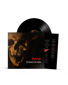The Dungeons Are Calling - BLACK Vinyl