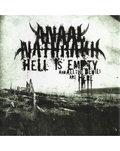 Hell Is Empty, And All The Devils Are Here (RI) - CD